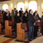 Uskrsno bogoslužje 2013 VK