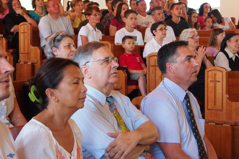 Zajednižko bogoslužje(06/2014)