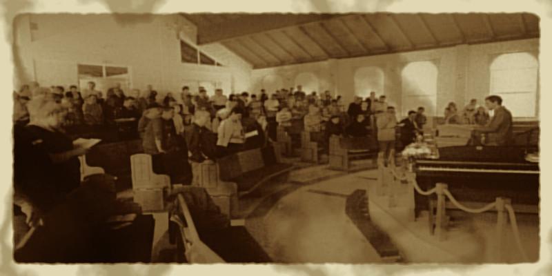 Povijest i nastajanje Crkve Božje