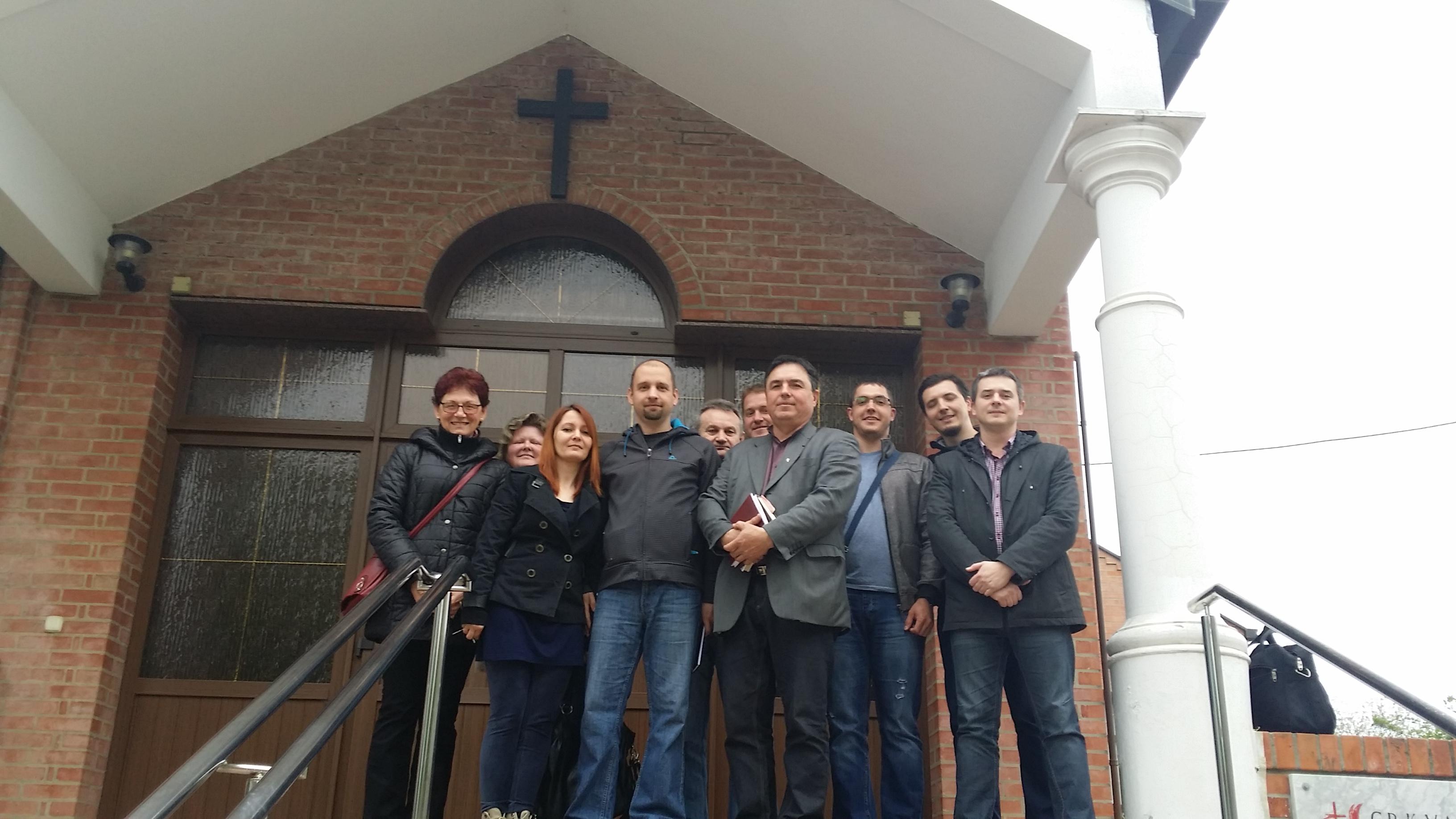 Sjednica Nacionalnog vijeća Crkve Božje u RH